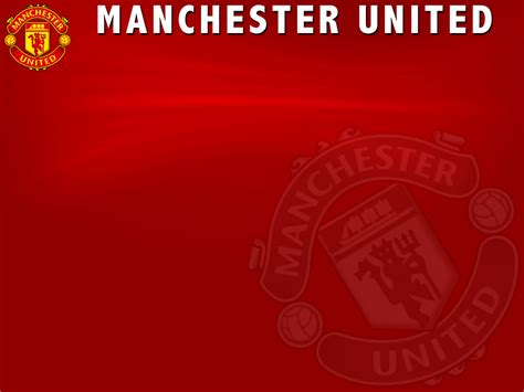 Of Manchester Powerpoint Template by Football Teams Manchester United Adobe Education Exchange