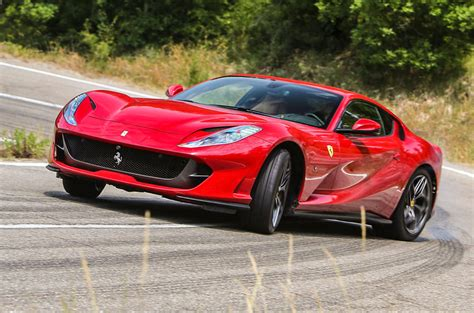 Review 812 Superfast by 812 Superfast 2017 Review Autocar