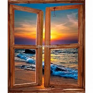 Tableau Trompe L Oeil Paysage : tableau d co trompe l 39 oeil ~ Melissatoandfro.com Idées de Décoration