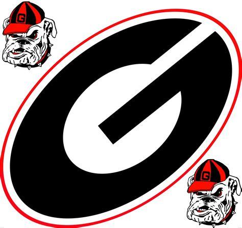 georgia bulldogs logo wallpaper wallpapersafari
