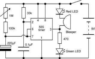 Minute Minutes Adjustable Timer Circuit