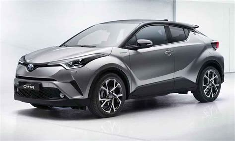 Toyota C-hr Confirmed For South Africa