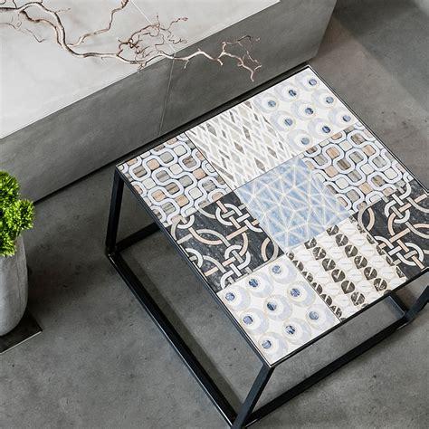 Fliesentisch Schwarz by Fliesenm 246 Bel Tische S Tile