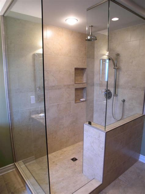 walk in shower designs for small spaces photos of remodeled bathrooms with walk in showers