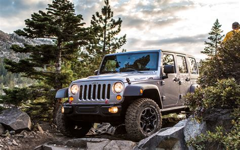 2015 Jeep Rubicon Black 2 Door, Jeep Rubicon Hd Wallpapers