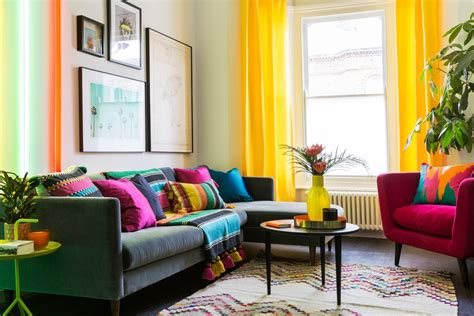 The Arcade Trend Colourful Interior Design Ideas From A