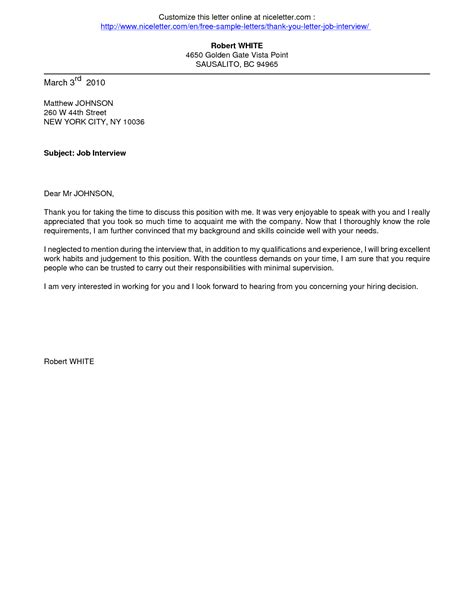 thank you letter for job interview simple thank you letter for employee to mr 25105 | simple job interview thank you letter for employee to mr director intended for thank you letter after an interview