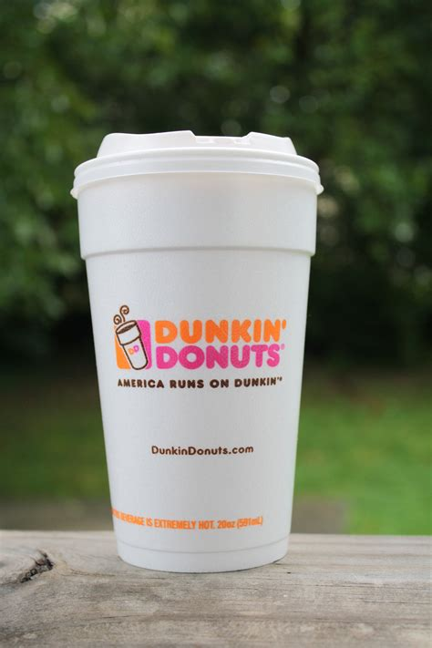 1.8 dunkin' bakery series cinnamon roll flavored ground coffee, 11 ounces. Today I'm Drinkin' Dunkin'   Allison Nichols   Holistic Nutrition Counselor