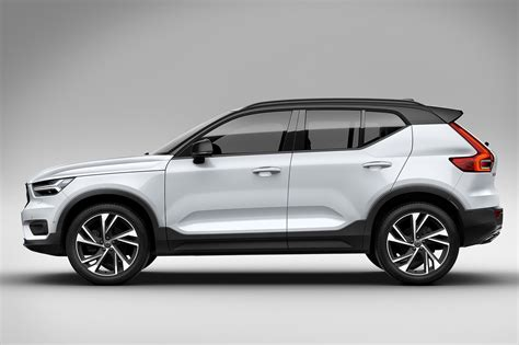 volvo new volvo xc40 revealed all new baby crossover is go for 2018