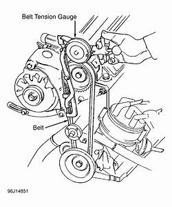 1984 Chevrolet Chevette Serpentine Belt Routing And Timing Belt Diagrams