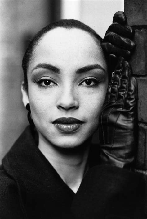 Channeling Sade The '80s Soul Singer's Timeless Beauty