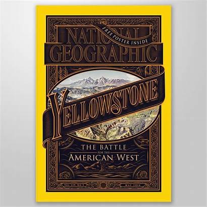 National Geographic Magazine Covers Megan Metcalf Jordan