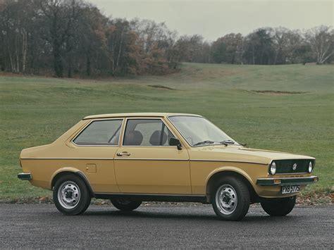 1978 Volkswagen Derby Partsopen