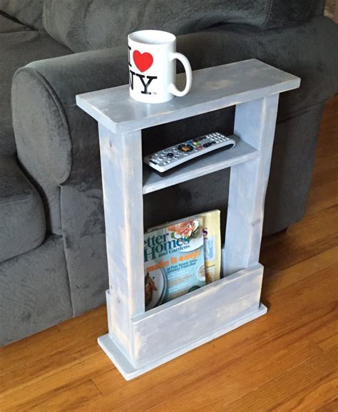 end tables for small spaces skinny side table mini side table apartment decor small