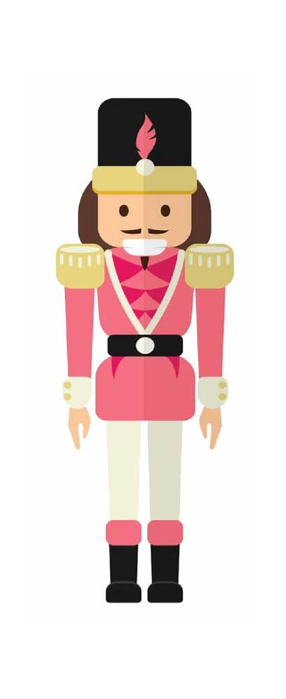 Nutcracker Clipart Pink Call Casting Clipground Cliparts