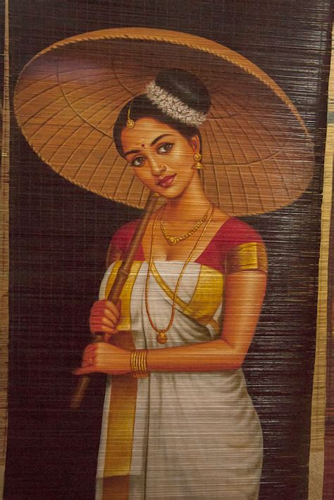 dsource introduction bamboo mat painting thrissur