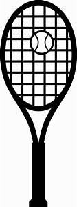 Tennis Racket Coloring Page | Clipart Panda - Free Clipart ...