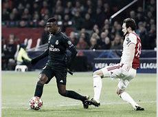 Real Madrid vs Ajax EN VIVO y en directo ONLINE en