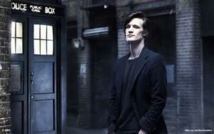 How did people react when Matt Smith was announced as the ...
