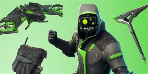 fortnite twitch prime pack leaks features night vision
