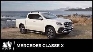 Classe X Mercedes : mercedes classe x 2018 un pick up qui vaut la benne ~ Mglfilm.com Idées de Décoration