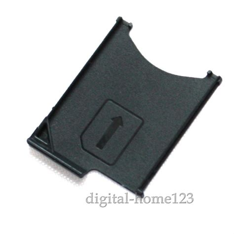 sim card slot tray holder  sony xperia   lte