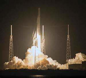 SpaceX rocket sends Dragon to space station – GeekWire