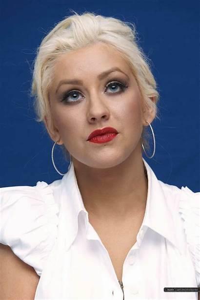 Christina Aguilera Burlesque Press Conference Actress