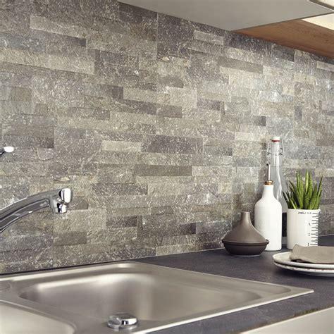carrelage cuisine mur carrelage mur grafite muretto l 30 x l 60 4 cm leroy merlin