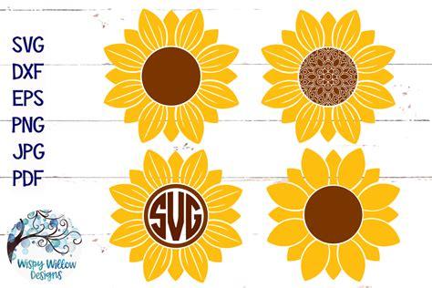 sunflower svg bundle fall svg bundle sofontsy