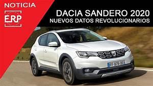 Defaut Dacia Sandero : nuevo dacia sandero 2020 nuevos datos toda la informaci n youtube ~ Medecine-chirurgie-esthetiques.com Avis de Voitures