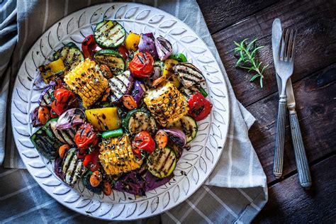 salate zum grillen die  besten rezepte fuer grillsalate