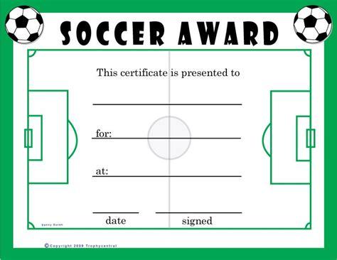soccer certificates    kids pinterest