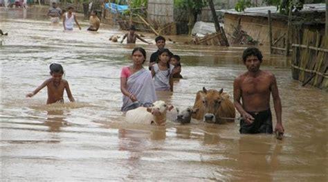 centre  rs  cr  flood hit assam gogoi