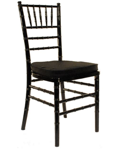black chiavari chair chiavari chair rental orlando