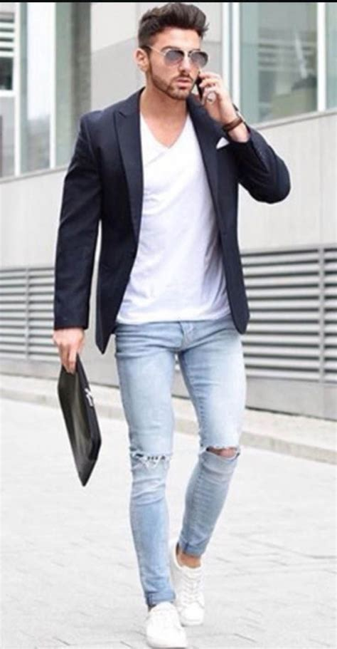 Inspiration Looks For The Weekend Men Fashion