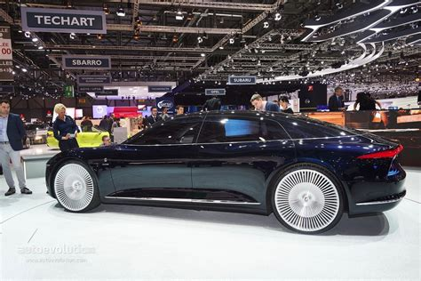 Italdesign Giugiaro Gea Concept Electrifies Geneva With