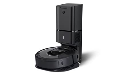 New Irobot® Roomba® I7+ Robot Vacuum Learns A Home's Floor