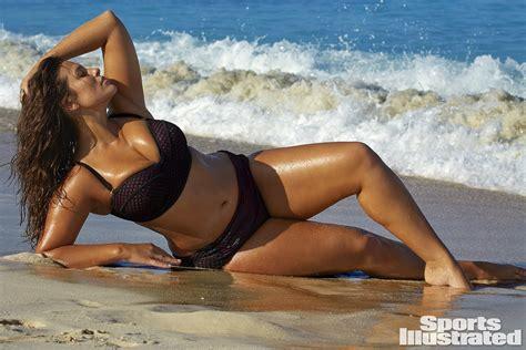 Ashley Graham Poses Naked For Grazia Uk