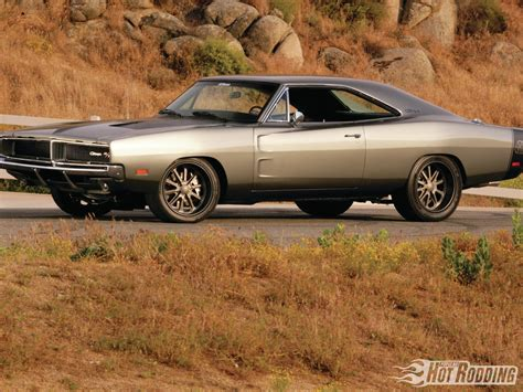 1969 Dodge Charger Wallpaper And Background Image