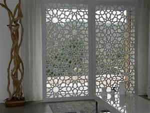 Claustra Decoratif Interieur : claustra bois helios ~ Teatrodelosmanantiales.com Idées de Décoration