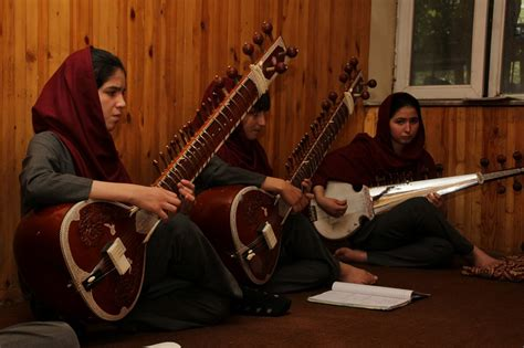 In Pictures Afghanistans Musical Journey Al Jazeera