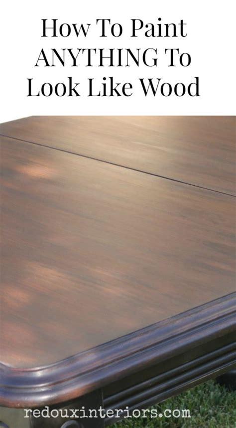 real wood