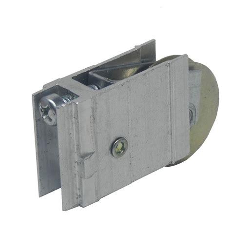 barton kramer 1 1 2 in steel wheel lawson patio door