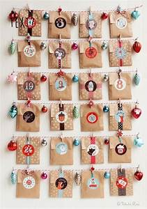 Kalender Selber Basteln Ideen : adventskalender selber machen aus papiert ten gutscheine selbst basteln advent weihnachten ~ Orissabook.com Haus und Dekorationen