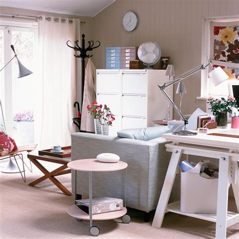 Decorating Ideas For A Home Office - small home office design ideas housetohome co uk