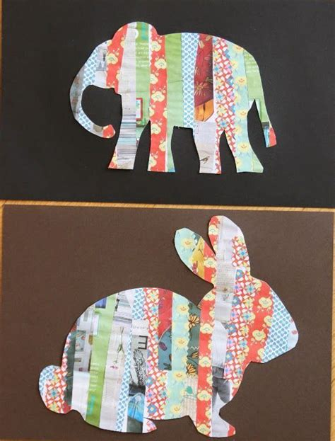 images  animal crafts diys  pinterest