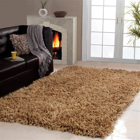 Shaggy Area Rugs by Affinity Home Collection Cozy Shag Area Rug 3 X 5 Ebay