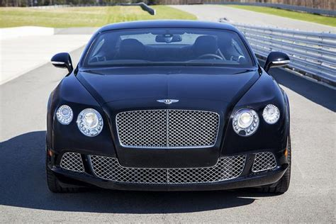 Don King's Bentley Continental Gt