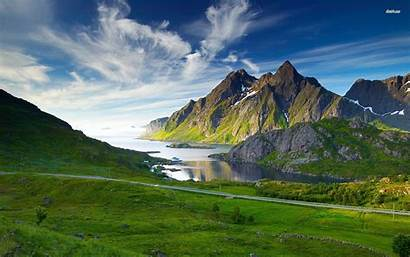 Mountain Landscapes Landscape Wallpapers Nature